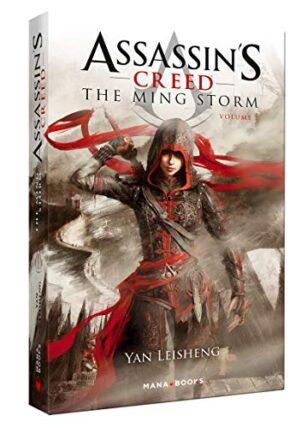 Assassin's creed - Le roman T.01 | 9791035501907