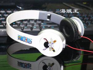 Ecouteurs casque One Piece - Modèle 1 | otkgd_ecouteurs_casque_one_piece_a025255