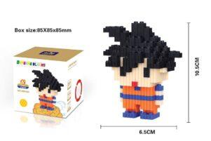 Blocs à construire Dragon Ball petit Goku | otkgd_lego_dragon_ball_petit_goku_a058953