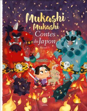 Mukashi Mukashi - Contes du Japon T.03 | 9791095397083