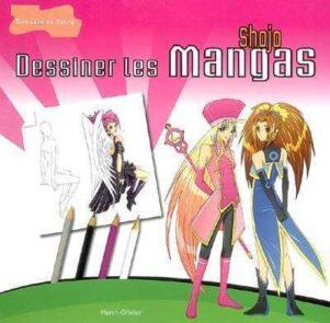 Dessinez les mangas Shojo   9782295002402