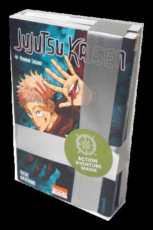 Jujutsu Kaisen - Noel Coffret 2 mangas | jujutsu_kaisen_-_noel_coffret_2_mangas