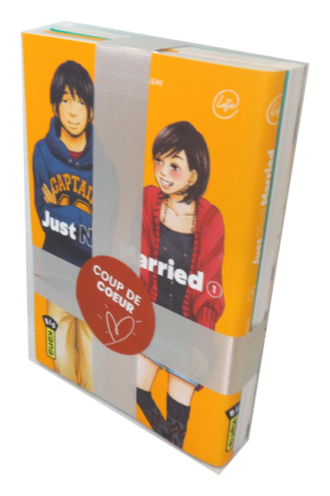 Just not married - Noel Coffret 2 mangas | just_not_married_-_noel_coffret_2_mangas