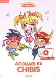 Je dessine comme un mangaka - Adorables chibis | 9782215169611