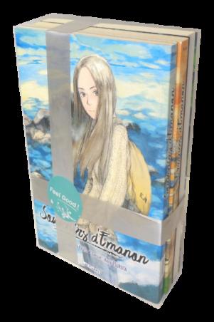 Mirages d'Emanon - Noel Coffret 3 mangas | mirages_demanon_-_noel_coffret_3_mangas
