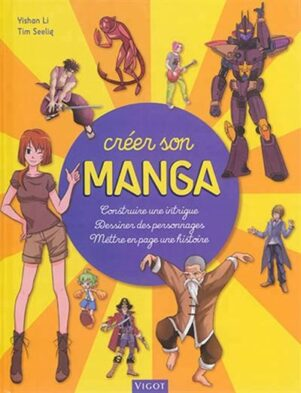 Creer son manga | 9782711422609