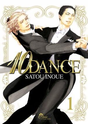 10 dance T.01 | 9782368774496