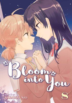 Bloom into you (EN) T.08 | 9781642757460