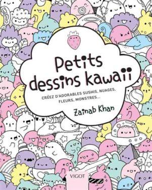 Petits dessins kawaii | 9782711425655