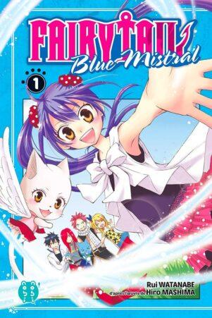 Fairy Tail - Blue Mistral - N.E. T.01 | 9782373494907