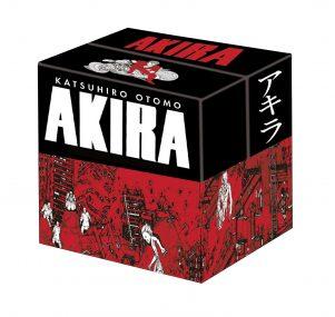Akira Box   9782344042069