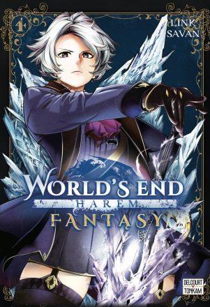 World's end harem - Fantasy T.04 | 9782413037965
