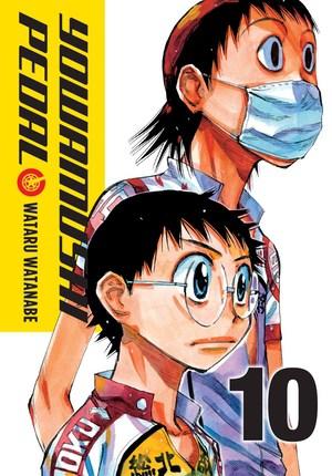 Yowamushi Pedal (EN) T.10 | 9780316520911