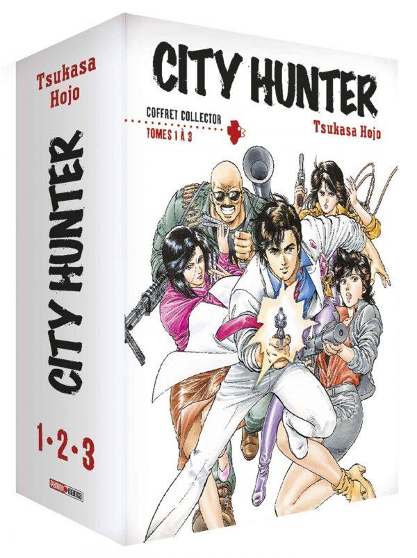 City Hunter - Coffret 1 a 3 | 9782809491647