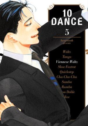 10 Dance (EN) T.05   9781632368256