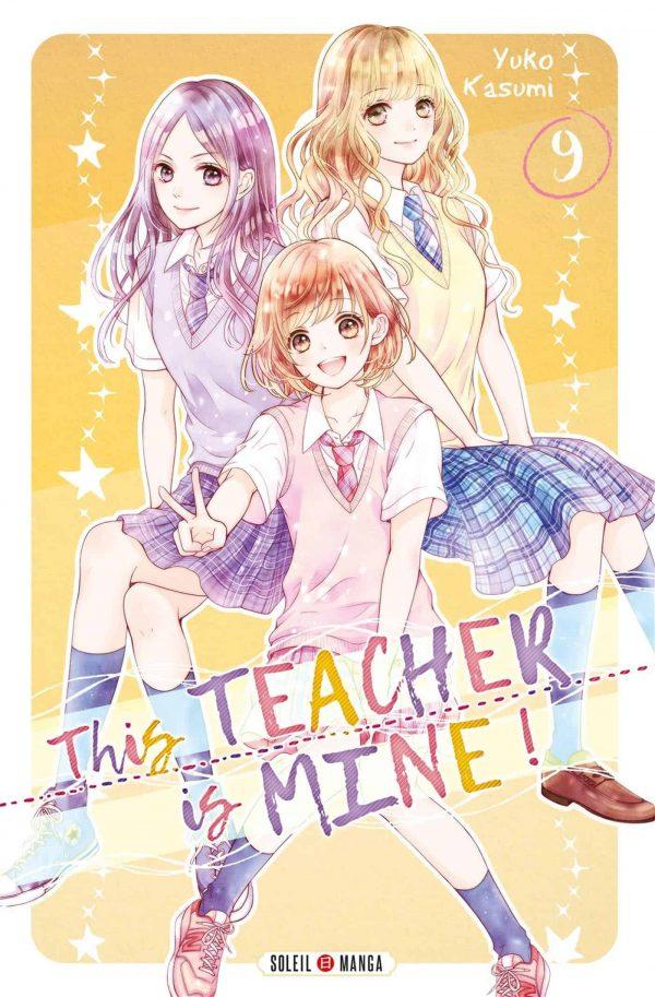 This teacher is mine T.09 | 9782302083523