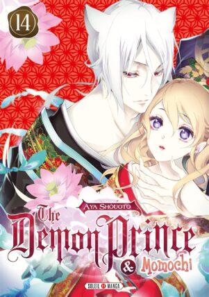 Demon Prince & Momochi (the) T.14 | 9782302083547