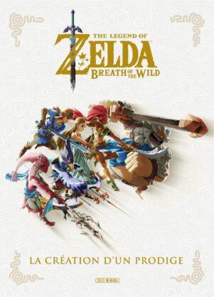 Zelda - Breath of the wild | 9782302083622
