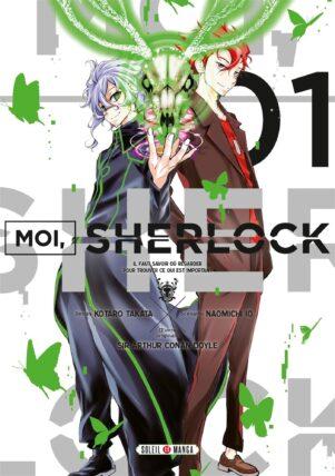 Moi, Sherlock T.01 | 9782302090408
