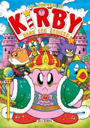 Les aventures de Kirby dans les étoiles T.03 | 9782302091689