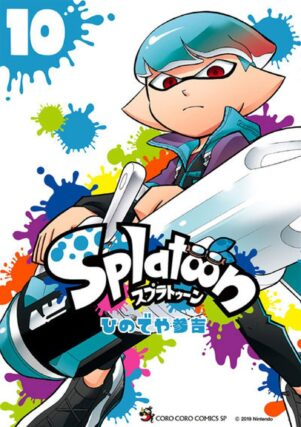 Splatoon T.10 | 9782302092013