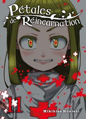Petales de reincarnation T.11 | 9782372875172