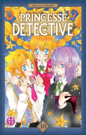Princesse detective T.10   9782373494457