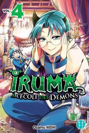 Iruma a l'ecole des demons T.04   9782373495010