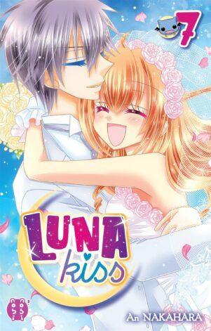 Luna Kiss T.07 | 9782373495126