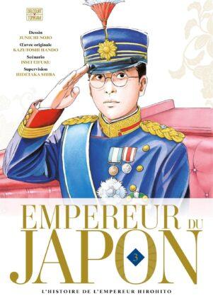 Empereur du Japon T.03 | 9782413024071