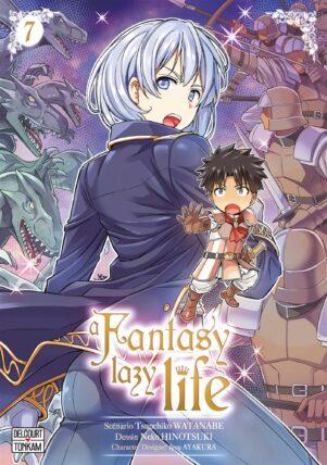 Fantasy Lazy Life (a) T.07   9782413026822