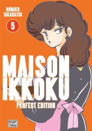 Maison Ikkoku - Perfect ed. T.05   9782413037835