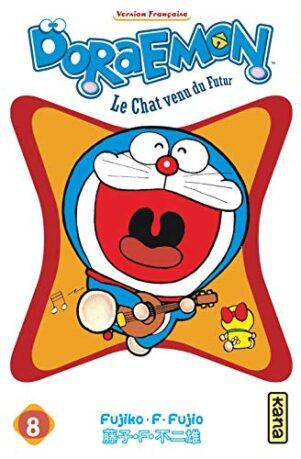 Doraemon T.08 | 9782505003922