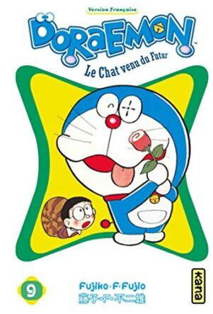 Doraemon T.09 | 9782505003939