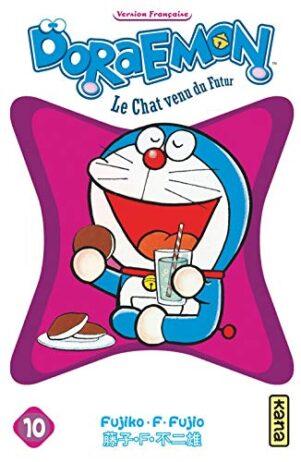 Doraemon T.10 | 9782505005445