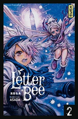 Letter Bee T.02 | 9782505005957