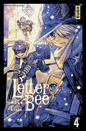 Letter Bee T.04 | 9782505007494