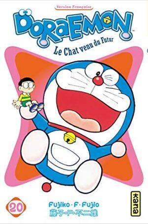 Doraemon T.20 | 9782505013556