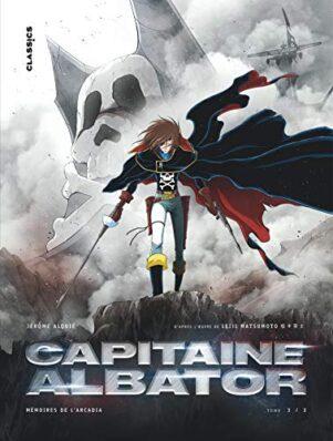 Capitaine Albator - Memoires de l'Arcadia T.03 | 9782505070535