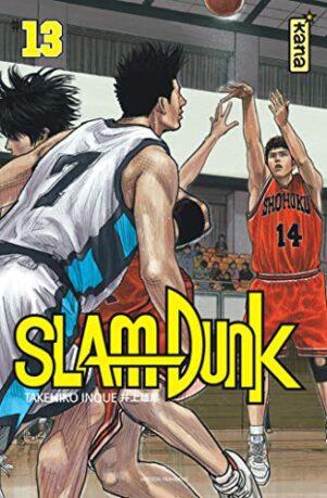 Slam Dunk -Star edition T.13 | 9782505078555