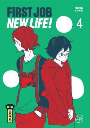 First job, new life T.04 | 9782505081005