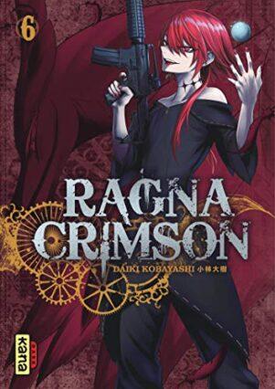 Ragna Crimson T.06 | 9782505084259