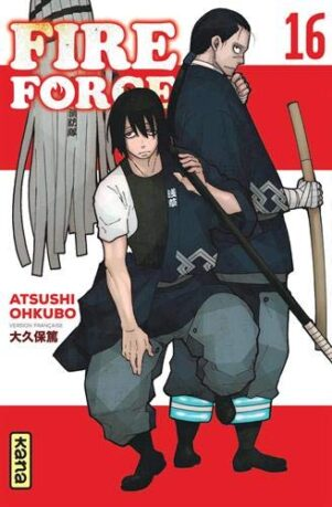 Fire Force T.16 | 9782505084426