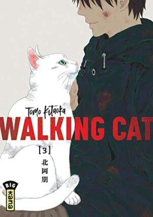 Walking cat T.03 | 9782505085201