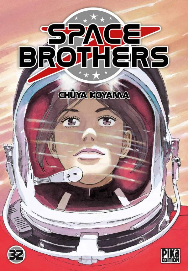 Space Brothers T.32 | 9782811644833
