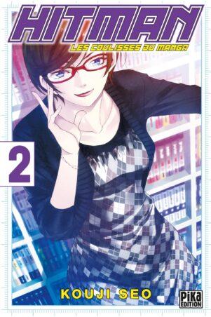 Hitman les coulisses du manga T.02   9782811656577