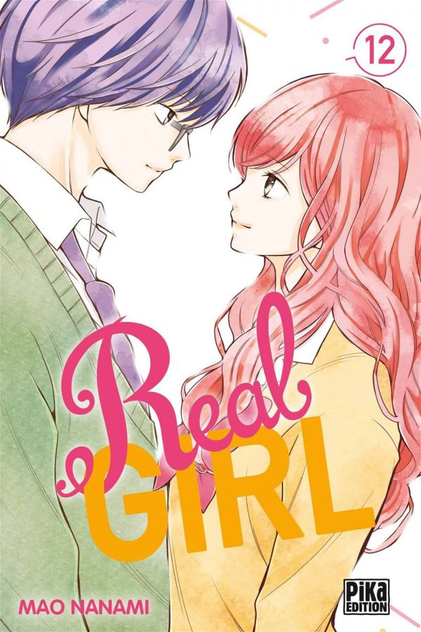 Real girl T.12 | 9782811656669