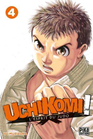 Uchikomi l'esprit du judo T.04 | 9782811657314