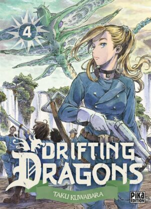 Drifting Dragons T.04 | 9782811658175