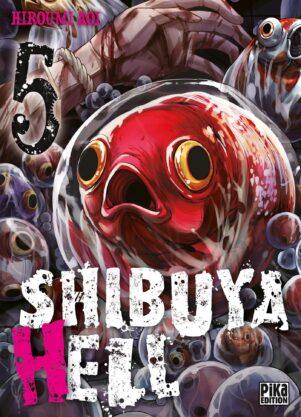 Shibuya Hell T.05 | 9782811658397